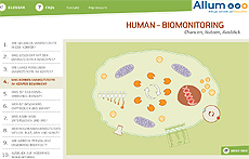 e-Learning-Animation zu Human-Biomonitoring
