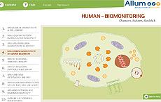 e-Learning-Animation zu Human-Biomonitoring